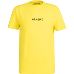 Mammut Logo T-Shirt Men, blazing